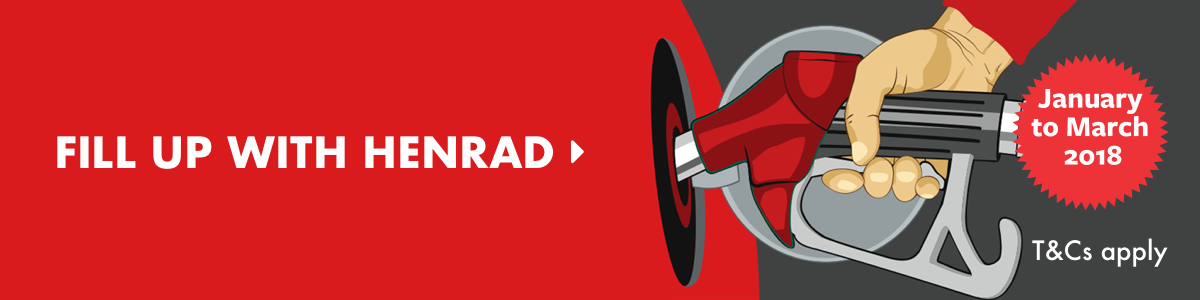 Henrad - Fill Up Banner - Mobile@2x
